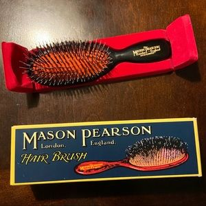NEW Mason Pearson BN4 Pocket Brush